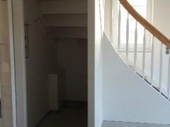 Treppen mit Unterbau