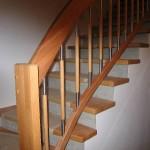 Treppe nachher andere Sicht
